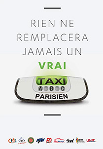 Brochure Taxi Parisien
