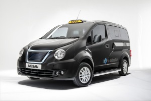 Nissan-E-NV200-electric-London-taxi