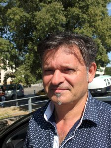 André Garcia, président de la FETH-FNAT34.