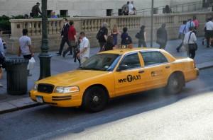 Taxis NYC - Gilou