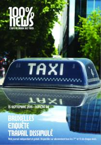 100% NEWS-TAXIS 66 - Couv