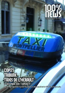100% NEWS-TAXIS n°71 - Couv