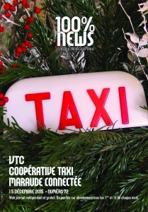 100% NEWS-TAXIS n°72 - Couv.