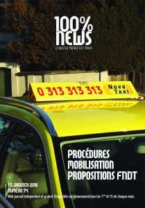 100% NEWS-TAXIS n°74 Couv d