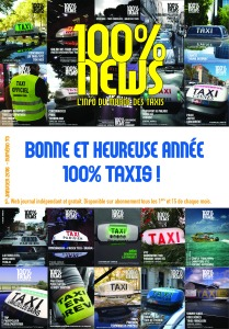 100% NEWS-TAXIS n°73 - Couv