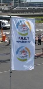 Drapeau FNDT