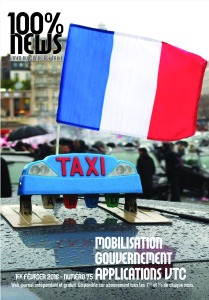 100% NEWS-TAXIS n°75 Couv D