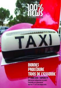 100% NEWS-TAXIS n°77 - Couv 150dp1