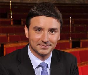 Laurent GrandGuillaume Député de la Côte-d'Or et médiateur taxis/VTC.