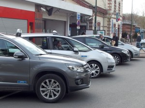 Taxis Garches A P.6