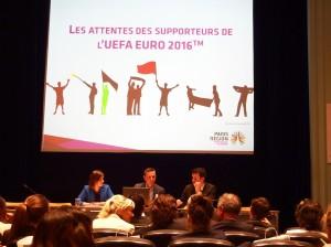 Moteur dans la qualité de l'accueil en Île-de-France,le Comité Régional du Tourisme a présenté sa nouvelle enquête sur l'Euro 2016.