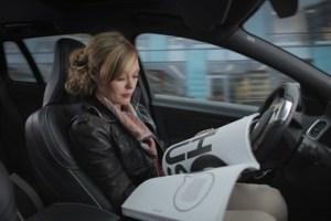 Volvo - Véhicules autonomes.