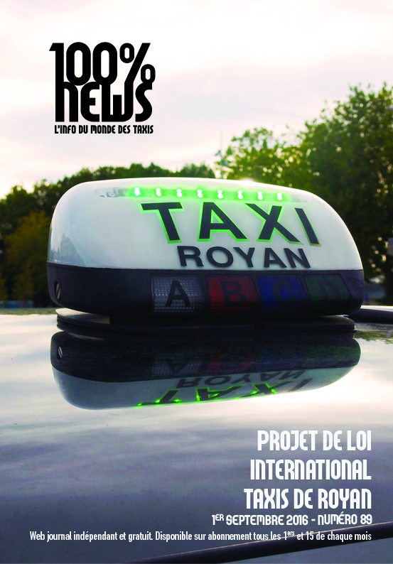 100% NEWS-TAXIS n°89 - Couv