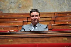 Laurent Grandguillaume, député de Côte d'Or et médiateur taxis / VTC.
