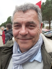 Didier Hogrel, président FNDT