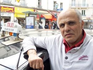 Mohammed Tombari, SG-TP - Taxi parisien.