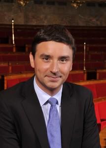 Laurent Grandguillaume, député de la Côte-d'Or et médiateur du gouvernement.
