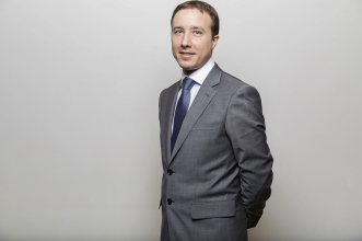 Yann Ricordel, directeur général de Taxis Bleus